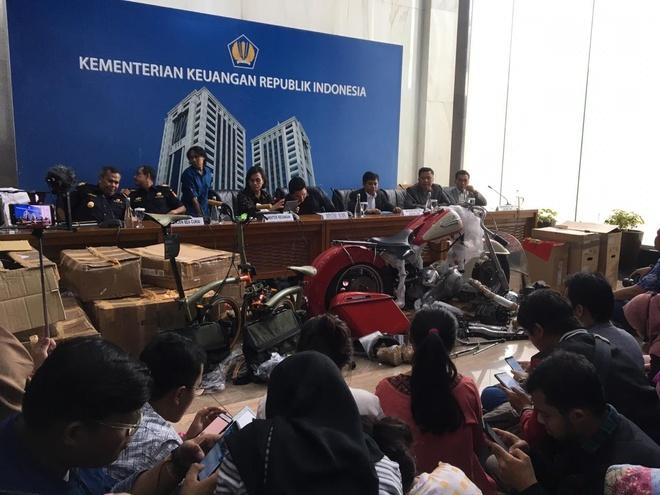 Indonesia sa thai CEO hang hang khong Garuda vi nhap lau moto xin hinh anh 1