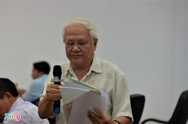 Chủ tịch TP.HCM nói việc ông Tất Thành Cang vẫn là đại biểu HĐND