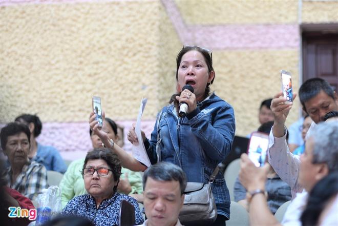 HDND TP.HCM ban ve chinh sach cho dan Thu Thiem hinh anh 1