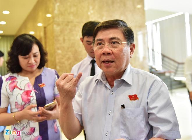Chủ tịch TP.HCM không chấp nhận đường bờ sông Sài Gòn ngắt quãng