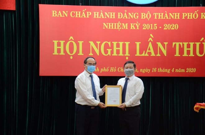 ong Duong Anh Duc lam Pho chu tich HCM anh 1