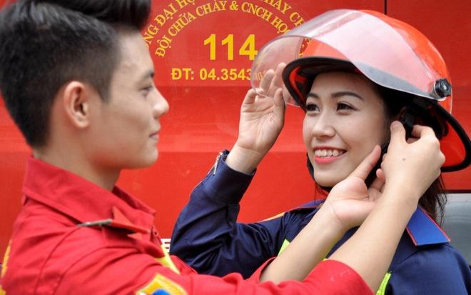 12 doi dep nhat Dai hoc Phong chay Chua chay hinh anh