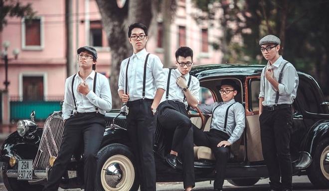 Bo anh Ha Noi nhung nam 80 cua sinh vien Ngoai thuong hinh anh 6