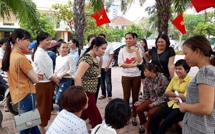 Truong tieu hoc Nguyen Trai o Nghe An 'chia tay' VNEN hinh anh