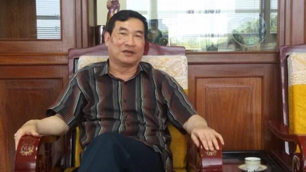 GS Dao Trong Thi hien ke ve de Toan trac nghiem hinh anh 2