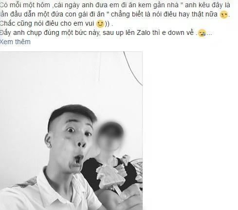 Ban gai Dat Co: 'Minh se manh me vuot qua noi dau' hinh anh 1