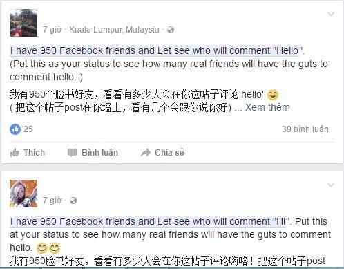Gioi tre Viet ro trao luu loc ban be tren Facebook hinh anh 1