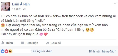Gioi tre Viet ro trao luu loc ban be tren Facebook hinh anh 2