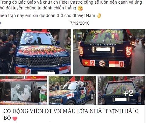 Chu xe Range Rover chi 10 trieu dan de can co vu Viet Nam hinh anh 1