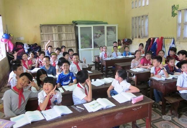 Thanh Hoa xin them bien che cho ngach giao vien hinh anh 1