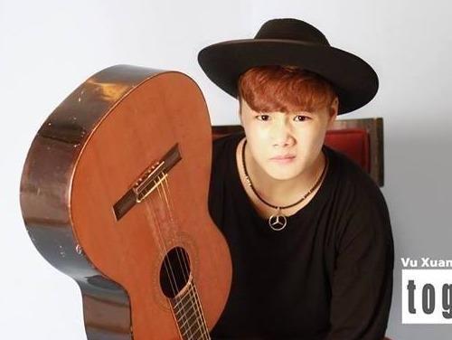 Chang trai 16 tuoi tu thuc hien MV cover 'Di de tro ve' hinh anh