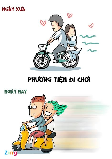 Tinh yeu thoi Facebook, Zalo khac xua nhu the nao? hinh anh 3