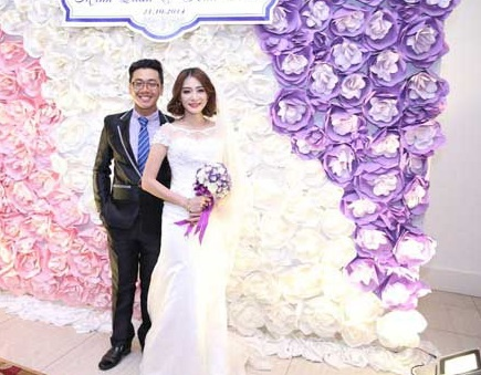 Kim Nha BB&BG cong khai chuyen chia tay chong tren Facebook hinh anh 4
