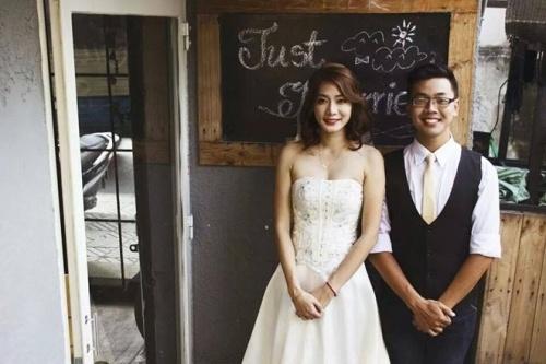 Kim Nha BB&BG cong khai chuyen chia tay chong tren Facebook hinh anh 2