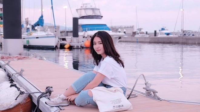 Hot girl Man Tien xuat hien xinh dep tren bao Nhat hinh anh 5