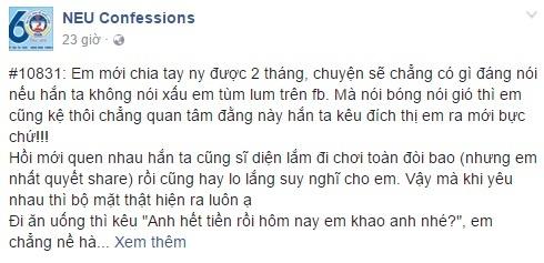 Chang trai doi chia doi 300.000 dong tien moi ban gai ve nha an hinh anh 1