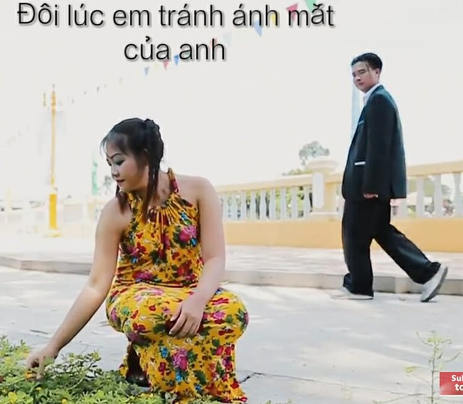 Tai Smile thanh de tai che anh sau MV 'Phia sau mot co gai' bolero hinh anh 4
