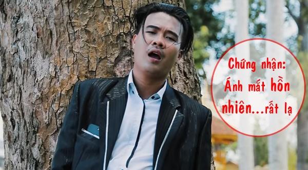 Tai Smile thanh de tai che anh sau MV 'Phia sau mot co gai' bolero hinh anh 8