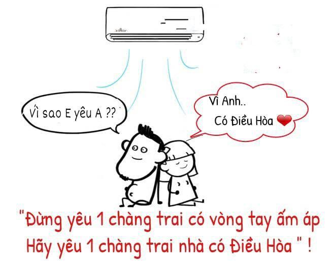 Anh che nang nong: Chia tay nguoi yeu vi khong co dieu hoa hinh anh 6
