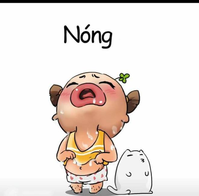 Anh che nang nong: Chia tay nguoi yeu vi khong co dieu hoa hinh anh 9