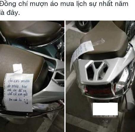 Lay ao mua de lai loi nhan se tra: Hanh dong dung hay sai? hinh anh 1