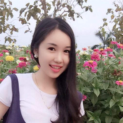 Thieu nu Lao xinh dep gioi tieng Viet, uoc mo lam bac si hinh anh 6