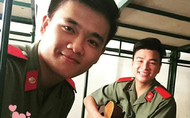 Nam sinh canh sat duoc Noo Phuoc Thinh khen hat 'chat hon ban goc' hinh anh