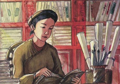 Ba Huyen Thanh Quan va chuyen thay chong thang duong xu an hinh anh