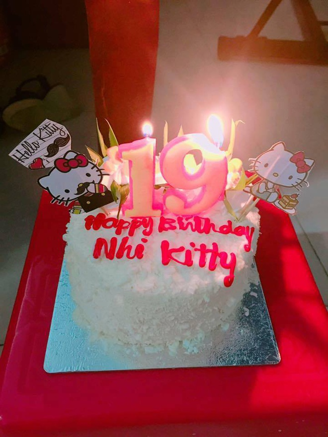 Co gai Sai Gon cuong Hello Kitty van duoc ban trai het long ung ho hinh anh 5