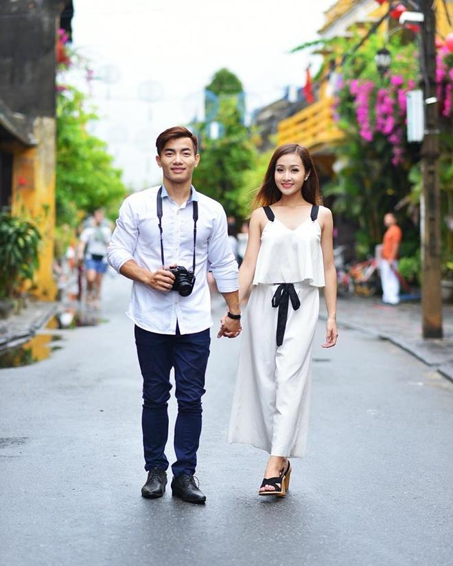 Nhan sac cua vo 'hot boy the duc' Pham Phuoc Hung hinh anh 8
