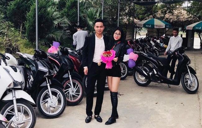 Chang trai Nam Dinh to tinh bang dan 29 xe SH sau 12 thang theo duoi hinh anh 1