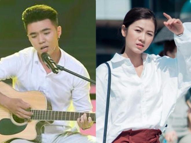 Nam sinh DH Van Hien to tinh voi nu dien vien hon minh 8 tuoi hinh anh