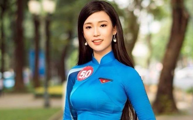 Nhan sac nu sinh 20 tuoi dang quang hoa khoi sinh vien Viet Nam hinh anh