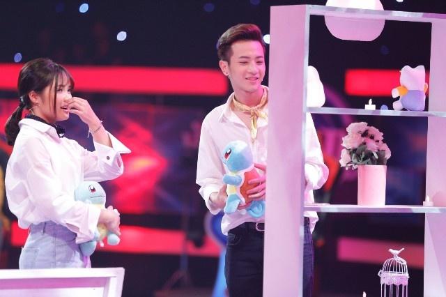 Phi Ngoc Hung co ban gai van tham gia 'Vi yeu ma den'? hinh anh 2