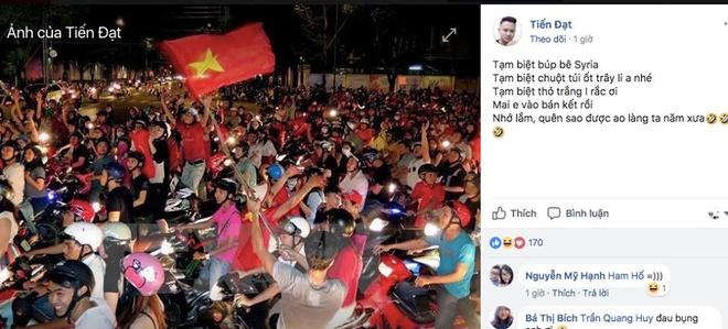 Muon kieu an mung U23 Viet Nam lan dau vao ban ket giai chau A hinh anh 2