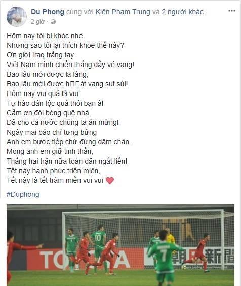 Muon kieu an mung U23 Viet Nam lan dau vao ban ket giai chau A hinh anh 5