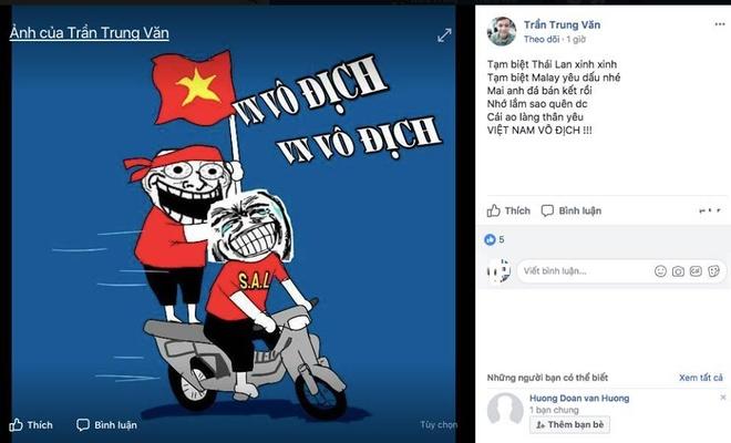 Muon kieu an mung U23 Viet Nam lan dau vao ban ket giai chau A hinh anh 6