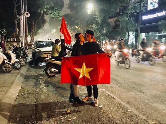 Muon kieu an mung U23 Viet Nam lan dau vao ban ket giai chau A hinh anh 9