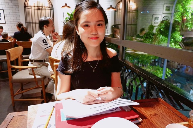 Ban gai xinh nhu hot girl cua tien ve U23 Viet Nam Do Duy Manh hinh anh 2