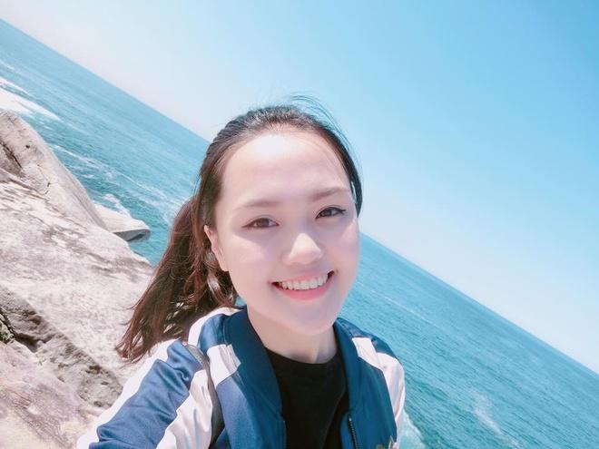 Ban gai xinh nhu hot girl cua tien ve U23 Viet Nam Do Duy Manh hinh anh 3