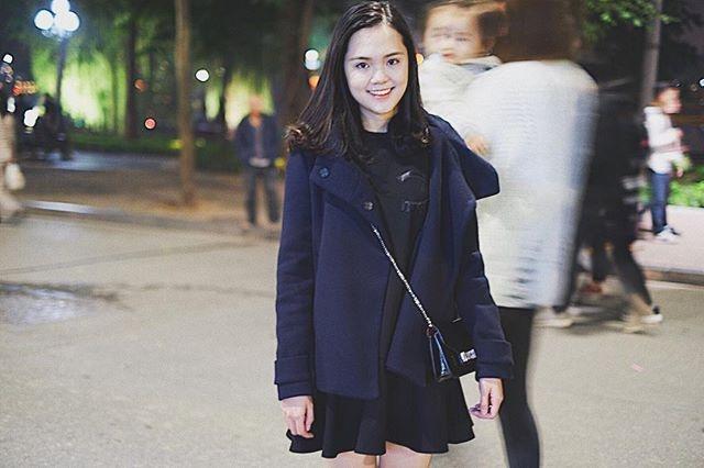 Ban gai xinh nhu hot girl cua tien ve U23 Viet Nam Do Duy Manh hinh anh 7