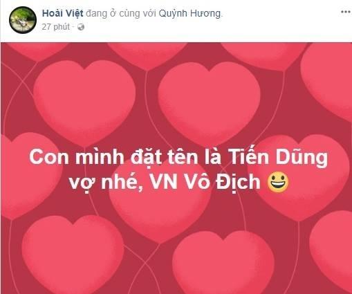 'Dat ten con minh la Tien Dung, vo nhe' hinh anh 1
