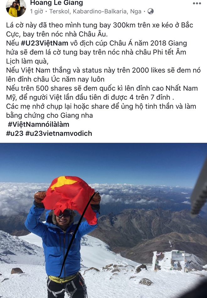 Mang xa hoi tran ngap mau do va niem tin U23 Viet Nam vo dich hinh anh 7