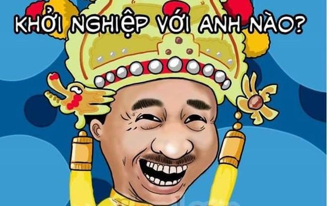 Che anh Tao quan voi cau noi an tuong cua Ngoc Hoang, Bac Dau hinh anh 5