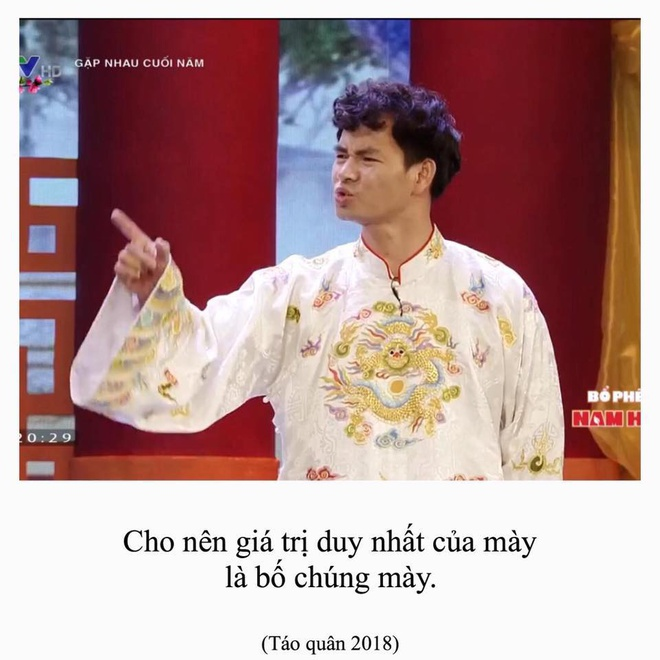 Che anh Tao quan voi cau noi an tuong cua Ngoc Hoang, Bac Dau hinh anh 7