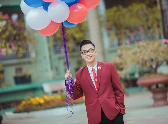 hoc sinh truong THPT Nguyen Binh Khiem anh 6