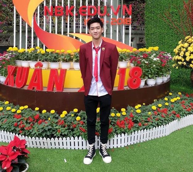 Dan trai xinh gai dep cua truong THPT Nguyen Binh Khiem hinh anh 9