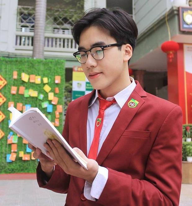 Dan trai xinh gai dep cua truong THPT Nguyen Binh Khiem hinh anh 7