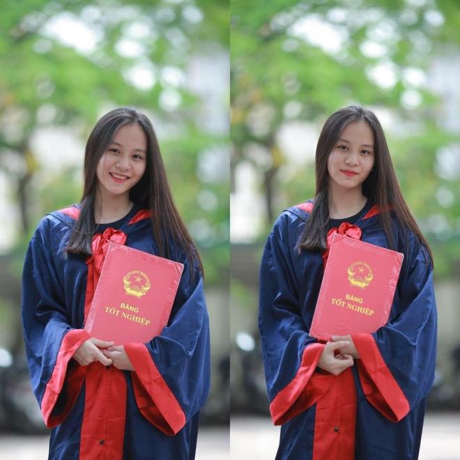 Nu sinh Phan Dinh Phung mac ao dai xinh dep duoc dan mang tim kiem hinh anh 3