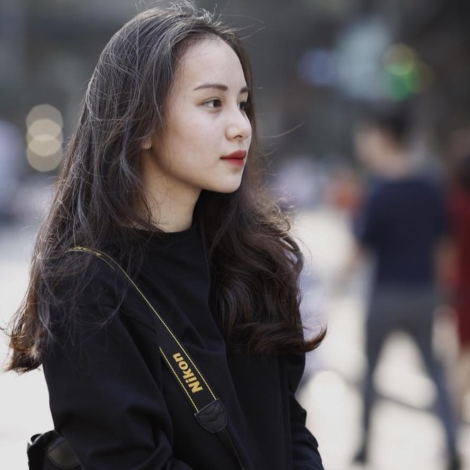 Nu sinh Phan Dinh Phung mac ao dai xinh dep duoc dan mang tim kiem hinh anh 5